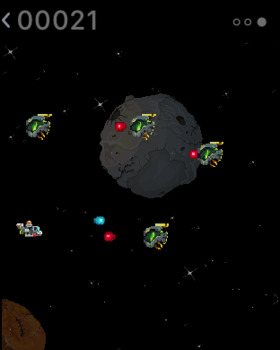 Revenge Space screenshot 7