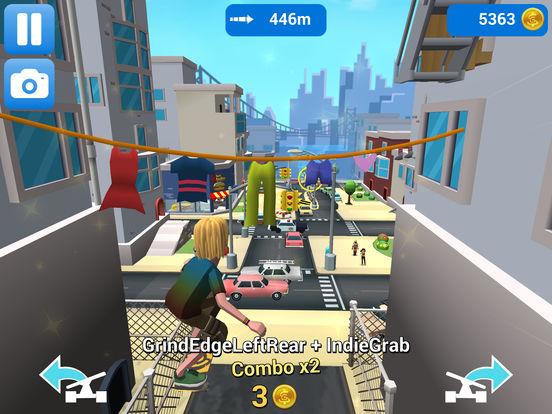 Faily Skater screenshot 8