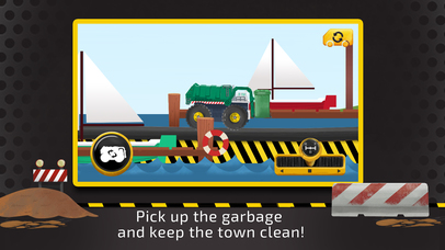 Tonka: Trucks Around Town screenshot 4