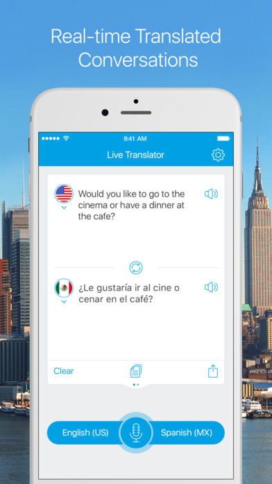 Live Translator: Translate App screenshot 1