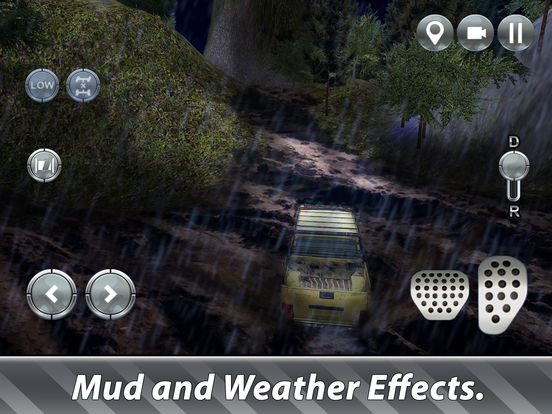 Russian SUV Offroad Simulator Full screenshot 6