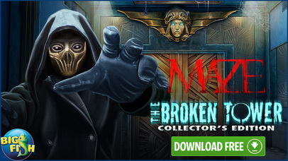 Maze: The Broken Tower - Hidden Objects screenshot 5