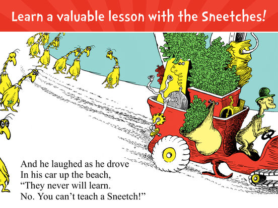 The Sneetches by Dr. Seuss screenshot 10