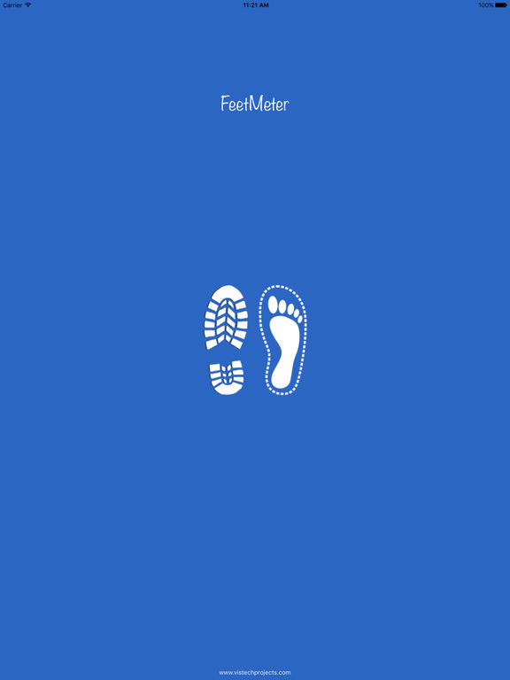 Shoe Size Meter - foot length screenshot 4