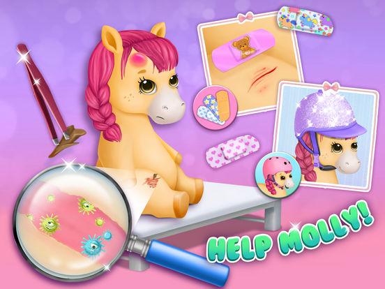 Pony Sisters Pet Hospital - No Ads screenshot 8