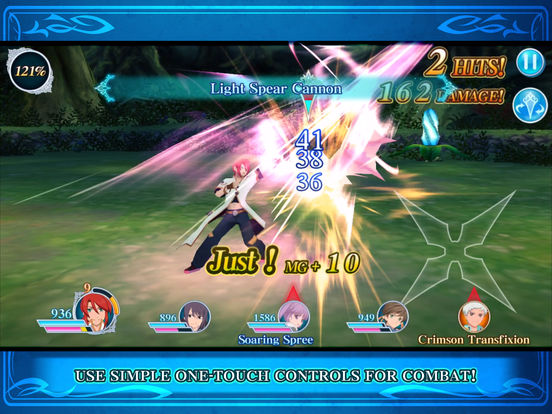 Tales of the Rays screenshot 8