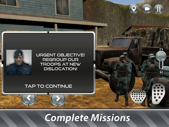 Extreme Military Offroad Full screenshot 7