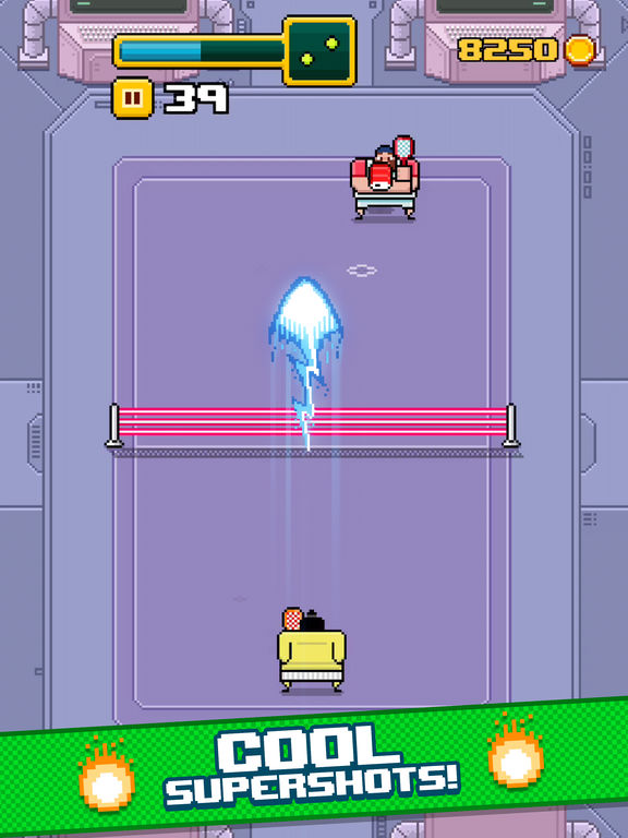 Timber Tennis screenshot 6