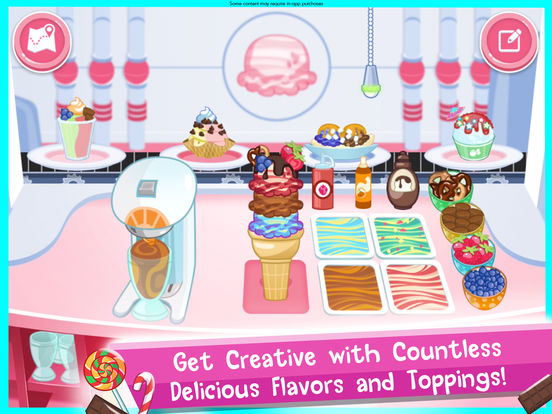 Strawberry Shortcake Ice Cream screenshot 10