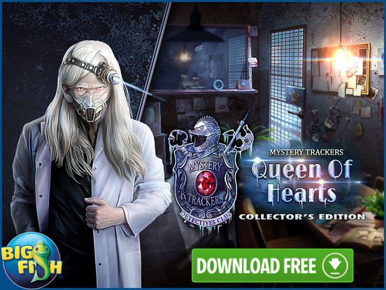 Mystery Trackers: Queen of Hearts - Hidden Objects screenshot 10