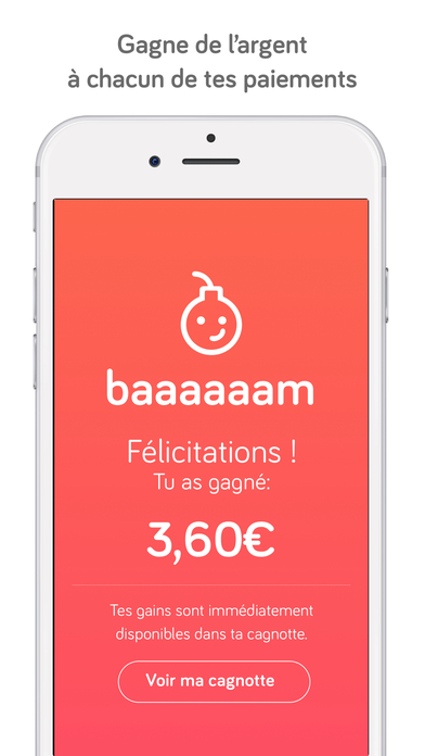 how to screenshot on iphone bam tu payes tu gagnes on the app 1708