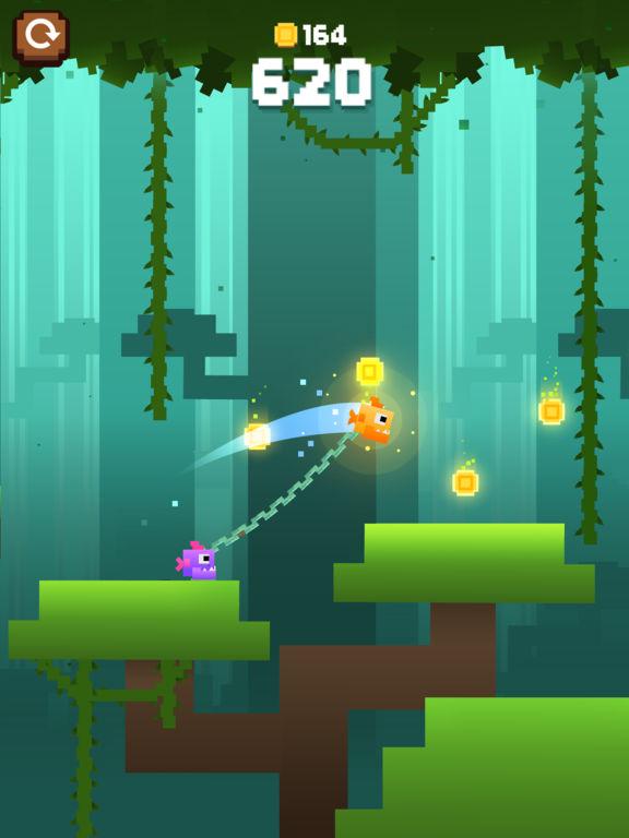 Monkey Ropes screenshot 10