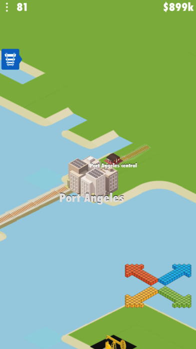 Rail Tycoon screenshot 1