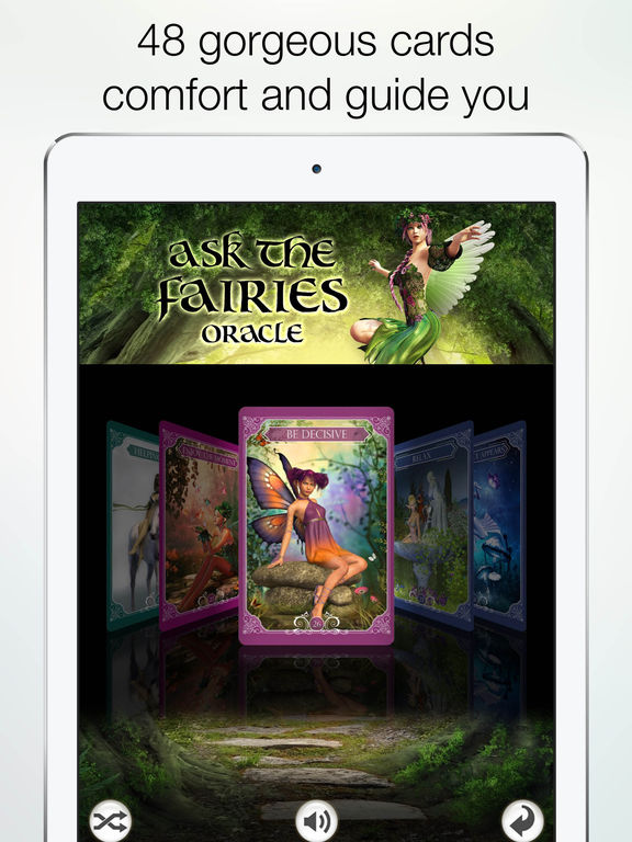 Ask the Fairies Oracle Cards screenshot 9