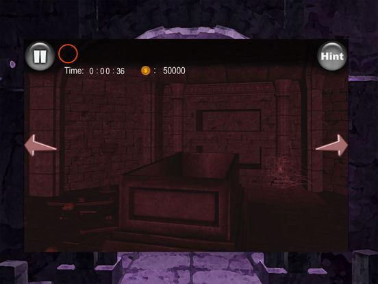 Escape! Horror old temple 2!! screenshot 5