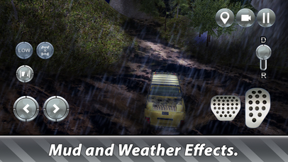 Russian SUV Offroad Simulator Full screenshot 2