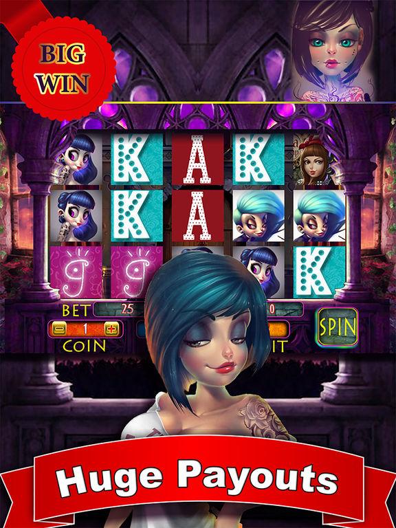Hot Girls Vegas Slots and Casino screenshot 6