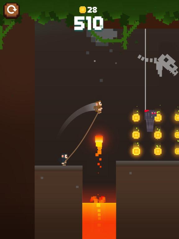 Monkey Ropes screenshot 9