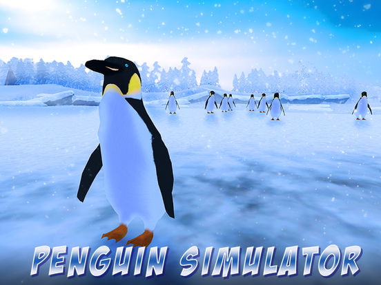 Penguin Family Simulator Full screenshot 5