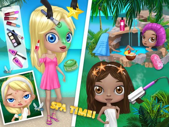 BFF World Trip Hawaii - No Ads screenshot 9