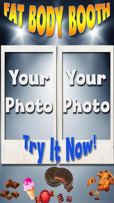 Fat Body Photo FX Booth screenshot 4