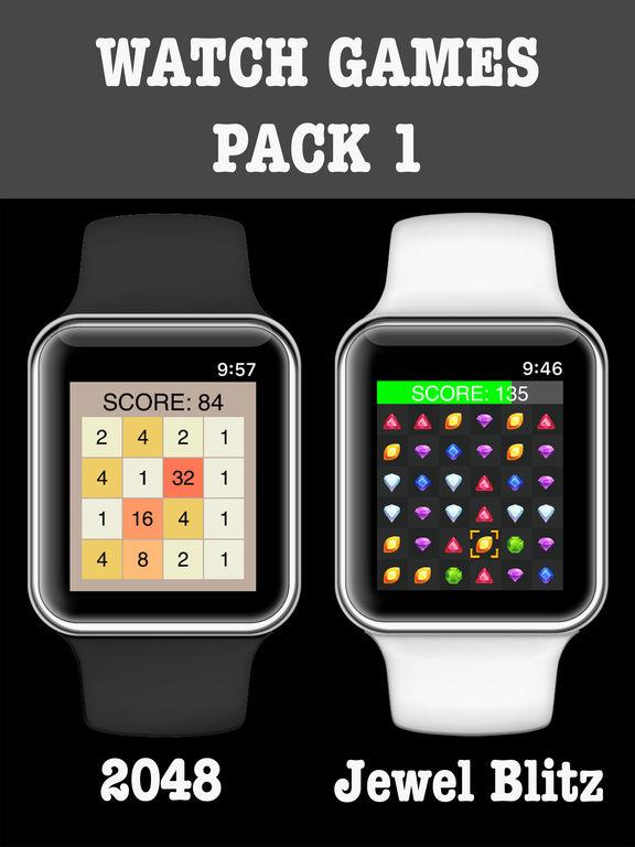 Watch Games Pack 1 screenshot 4