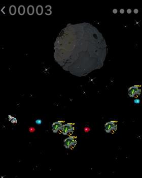 Revenge Space screenshot 8