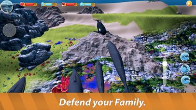 Blue Whale Family Simulator Full screenshot 3