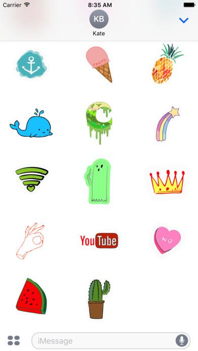 Little Big Sticker Pack screenshot 2