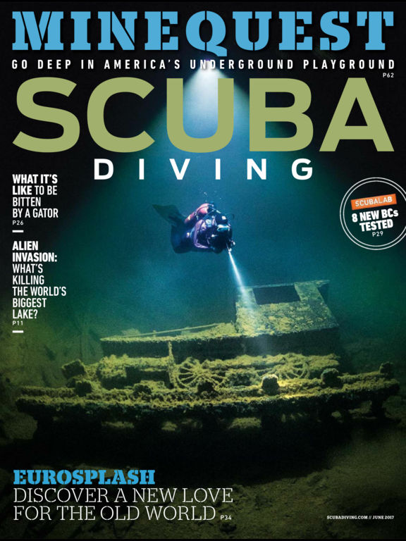 Scuba Diving Magazine screenshot 6