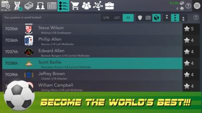 Football Superstar screenshot 5