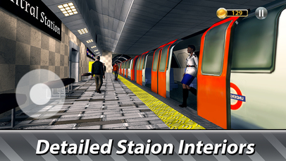 London Underground Simulator screenshot 3