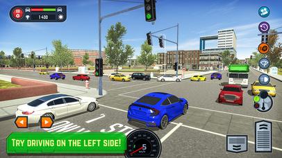 Car Driving School Simulator screenshot 4
