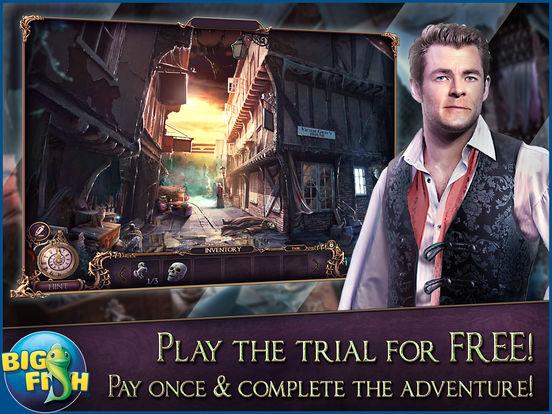 Grim Tales: Graywitch - Hidden Objects screenshot 6