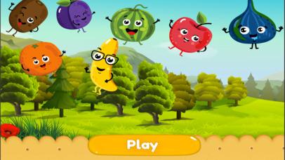 My Colouring Book - Fun Fruit Sketch Pad Game screenshot 1