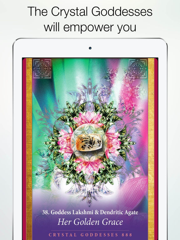 Crystal Mandala Oracle screenshot 8