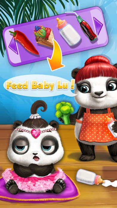 Panda Lu Baby Bear Care - No Ads screenshot 3