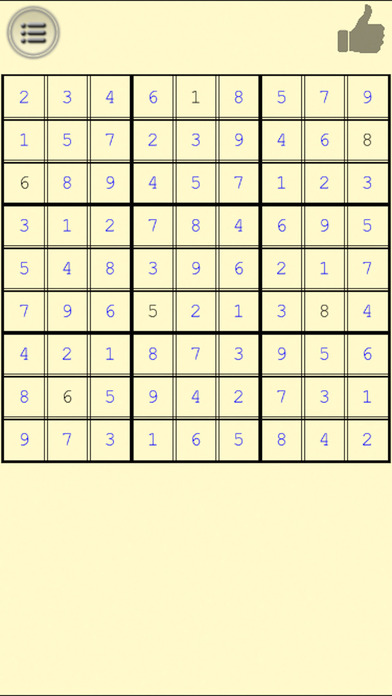Complete Sudoku Puzzles 2- Full Featured Game screenshot 5