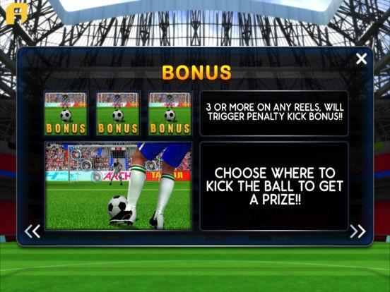 Football Slot Machine screenshot 10