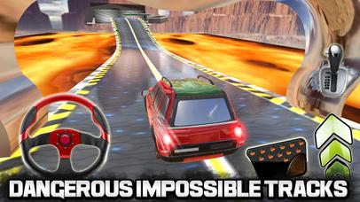 Impossible Lava Tracks screenshot 1