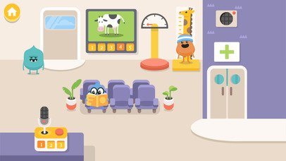 Dumb Ways JR Zany's Hospital screenshot 1