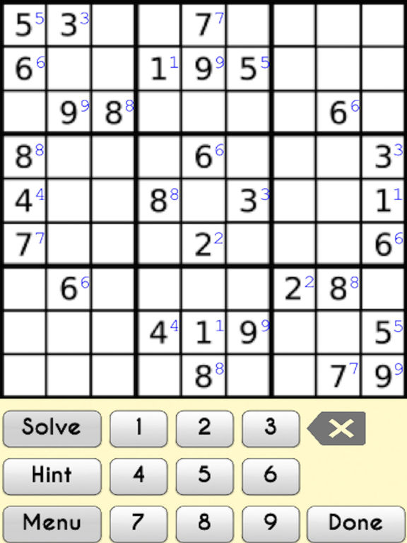 Complete Sudoku Puzzles 2- Full Featured Game screenshot 9