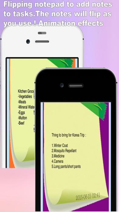 Best Checklist & Organizer (Pro Version-Ads Free) screenshot 4