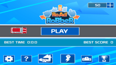 Road Robber Escape Drive screenshot 1