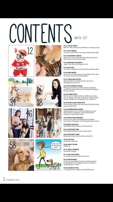 Pets (Magazine) screenshot 2
