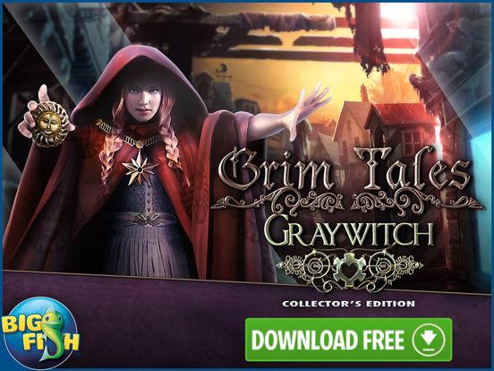 Grim Tales: Graywitch - Hidden Objects screenshot 10