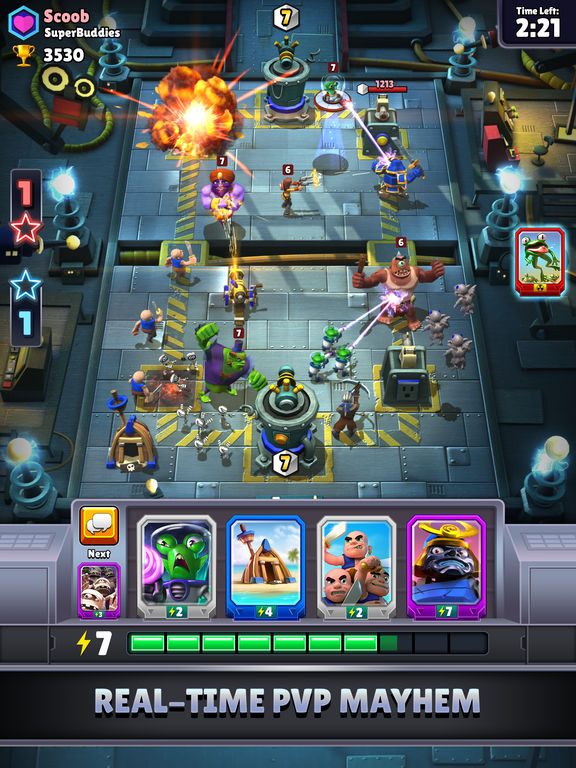 Chaos Battle League screenshot 6