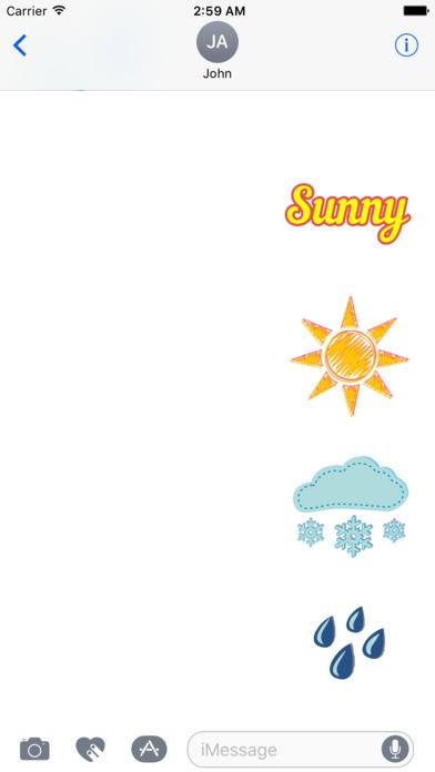 Paint Weather screenshot 2