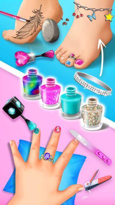 Sweet Baby Girl Beauty Salon 3 - No Ads screenshot 5