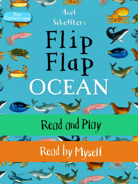 Axel Scheffler's Flip Flap Ocean screenshot 6